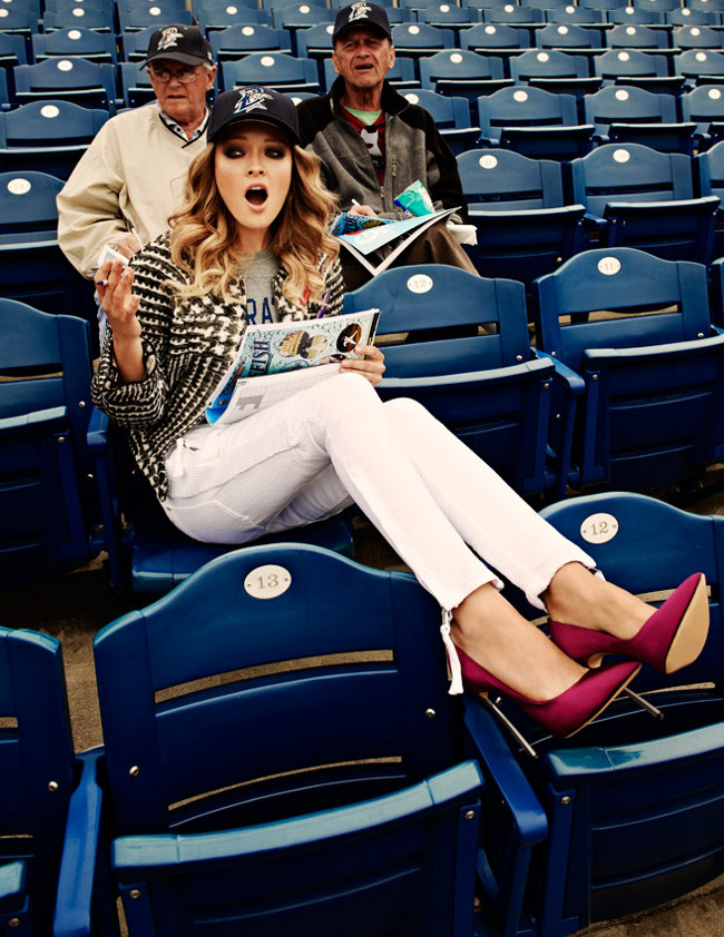Take Me Out To The Ball Game U2013 Tessiestyleblog