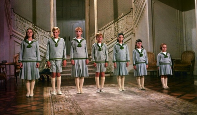 The von trapp family singers tessiestyleblog for House music singers